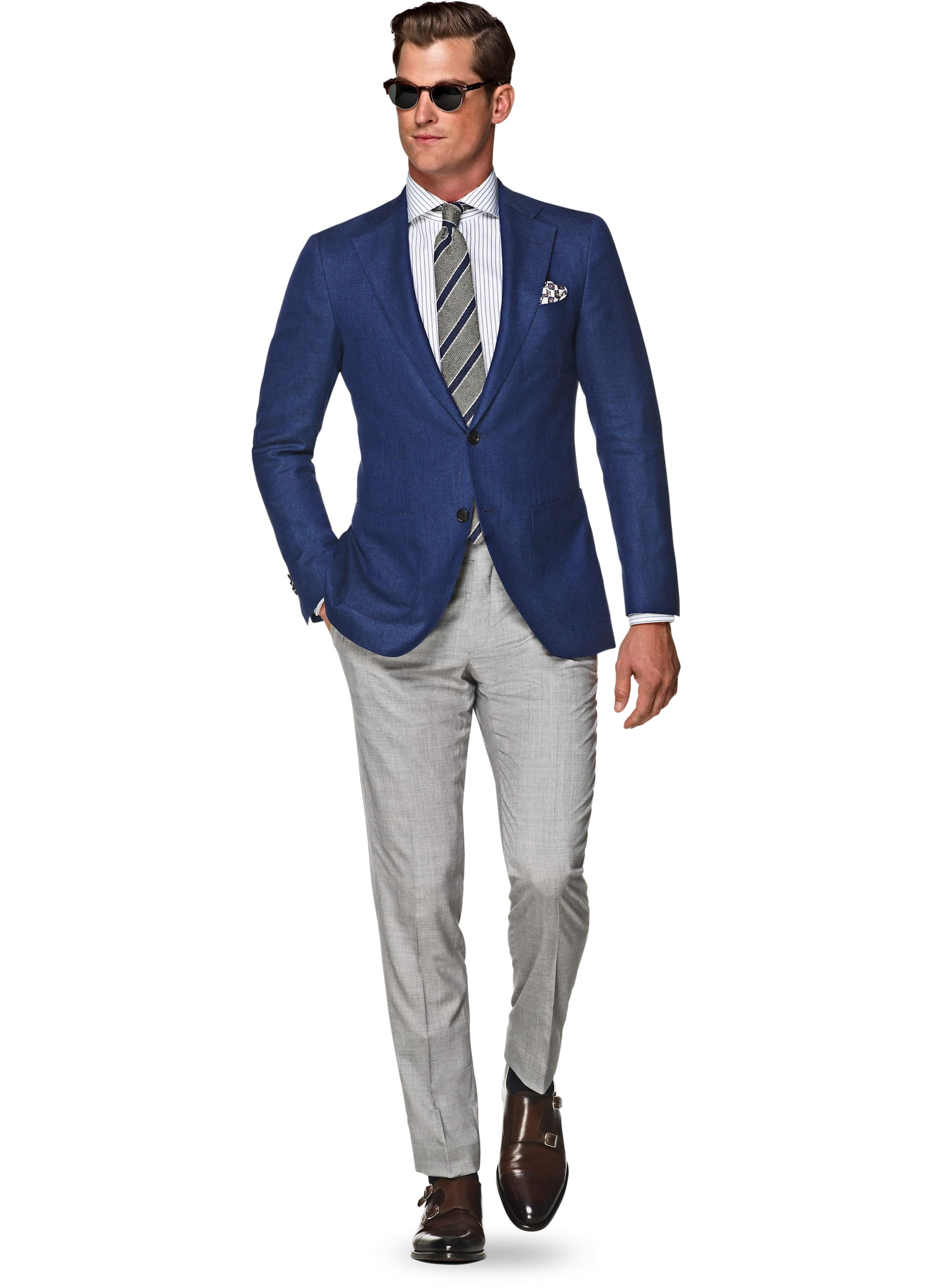 Blue Sport Coat With Grey Pants - The Best Pants 2017