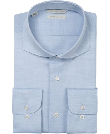 Light Blue Plain Shirt