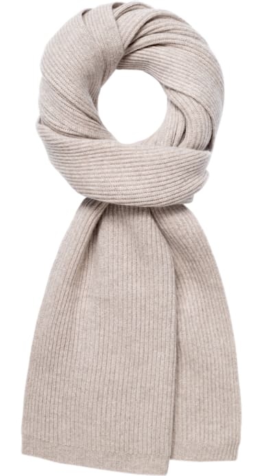 Light Brown Scarf
