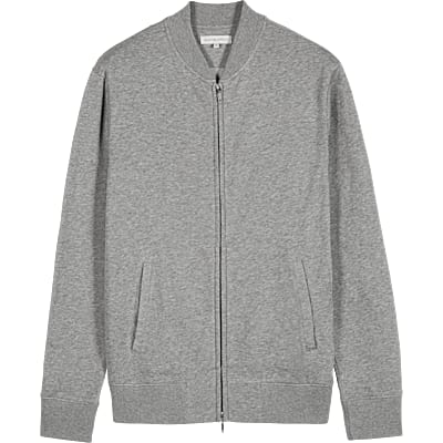 Grey_Knitted_Bomber_SW782