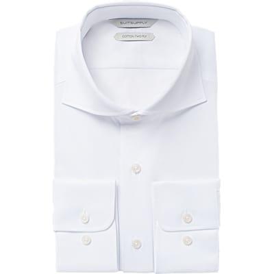 White_Plain_Single_Cuff_H5490U
