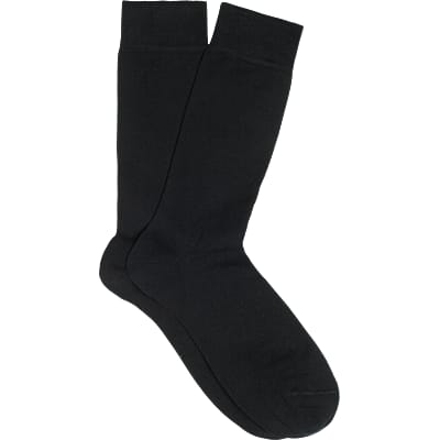 Black_Regular_Socks_O601