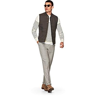 Jort_Light_Grey_Fishtail_Trousers_B467I
